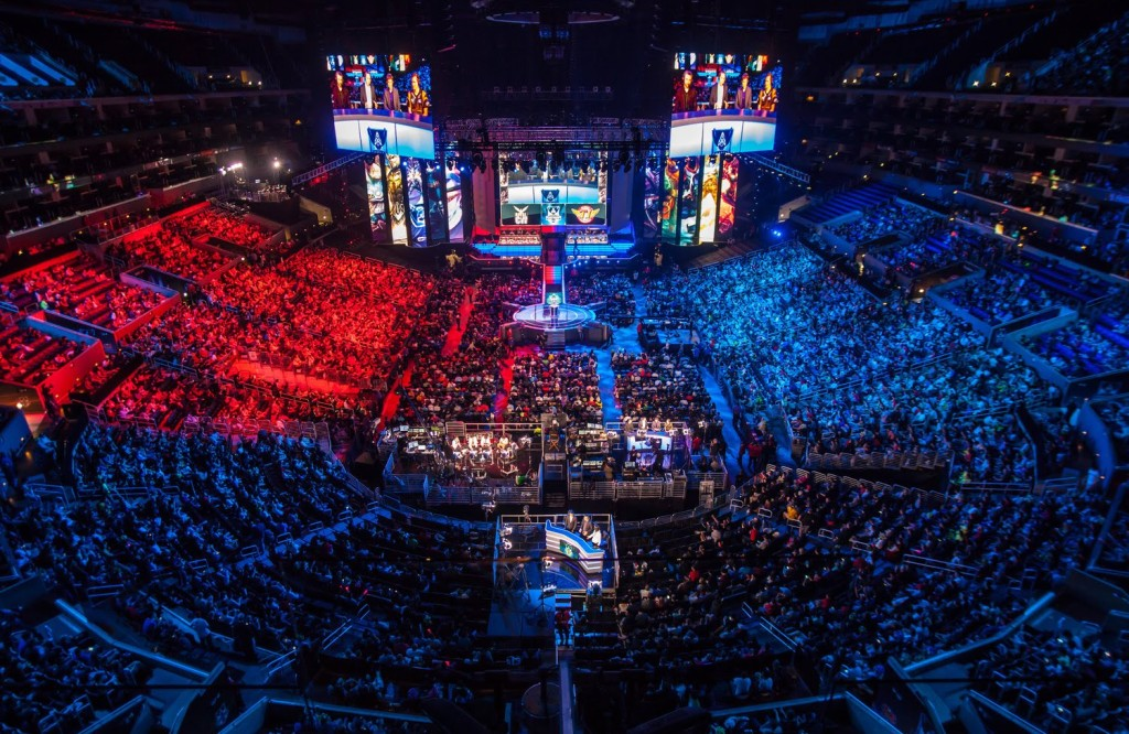 MLB Tech Group Inks League of Legends Streaming Deal