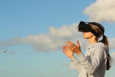 virtual reality esports